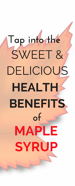 Maple syrup not only tastes great and brings a sweet and delicious addition to a lot of your cooking, tap here to learn why it is a smart choice for its health benefits too! The Health-Minded.com