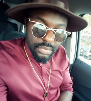 jim iyke removes beard