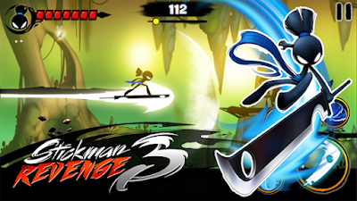 Stickman Revenge 3 v 1.0.18 Apk Mod Money Terbaru