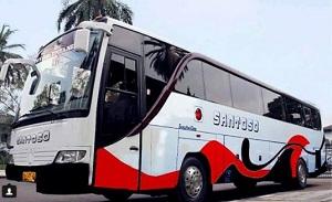 Santoso Bus Trayek Jadwal bus