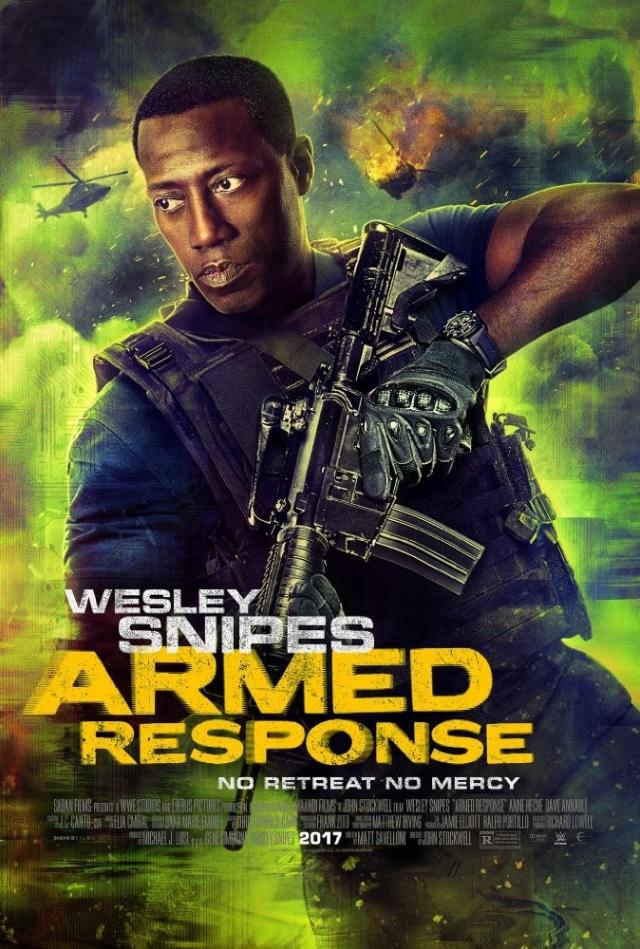 Lực Lượng Phản Ứng - Armed Response (2017)