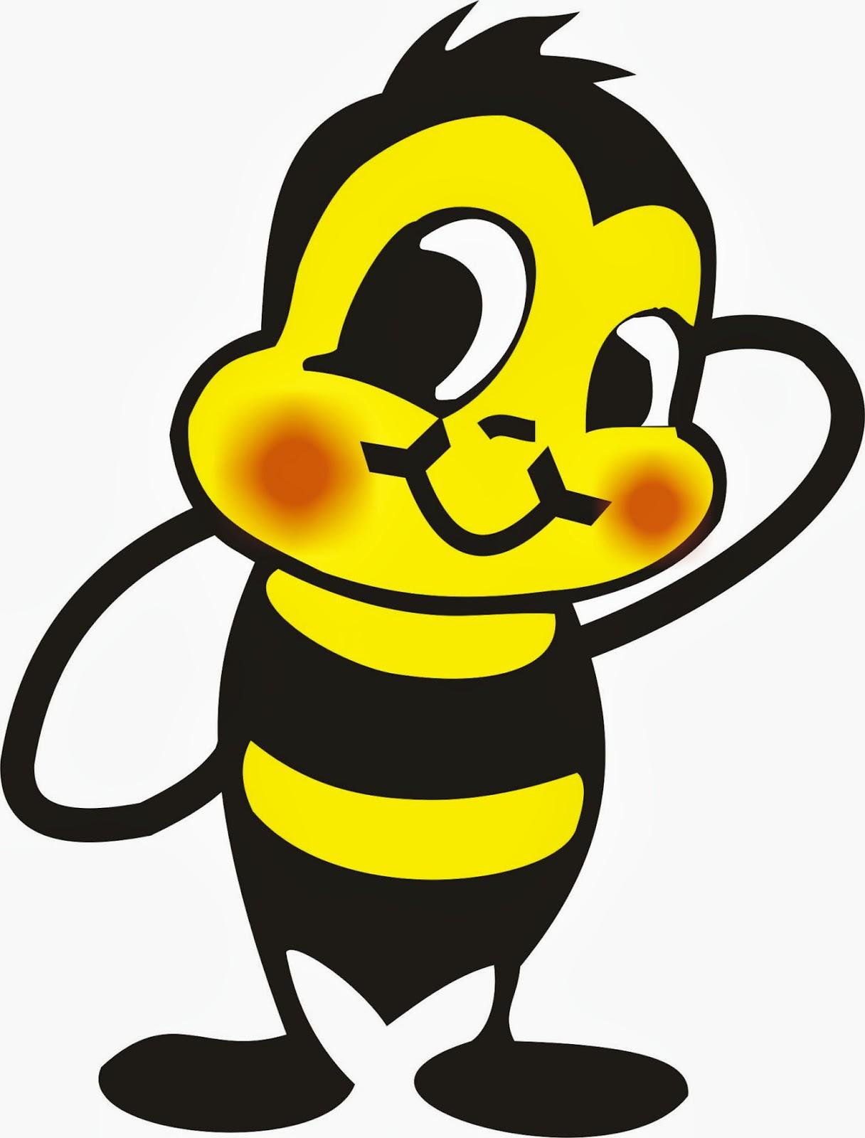 Koleksi Koleksi Gambar Kartun Lebah Kolek Gambar
