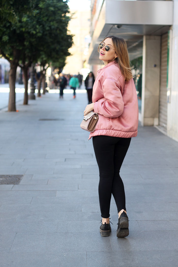 pink bomber