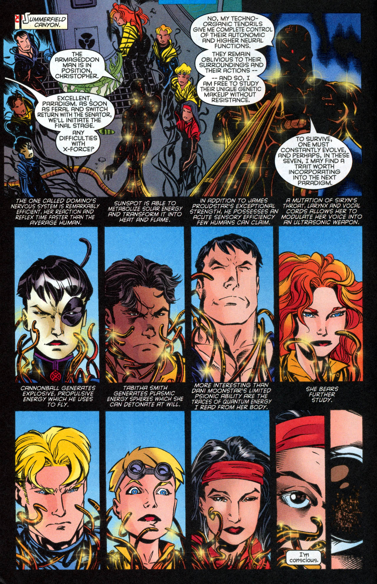 Read online X-Force (1991) comic -  Issue #89 - 14
