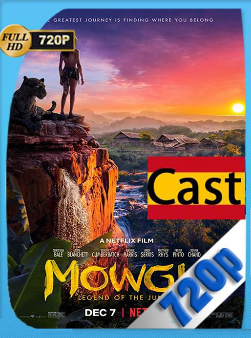 Mowgli: Relatos del Libro de la Selva (2018) HD [720p] castellano [GoogleDrive] MacacoupHD