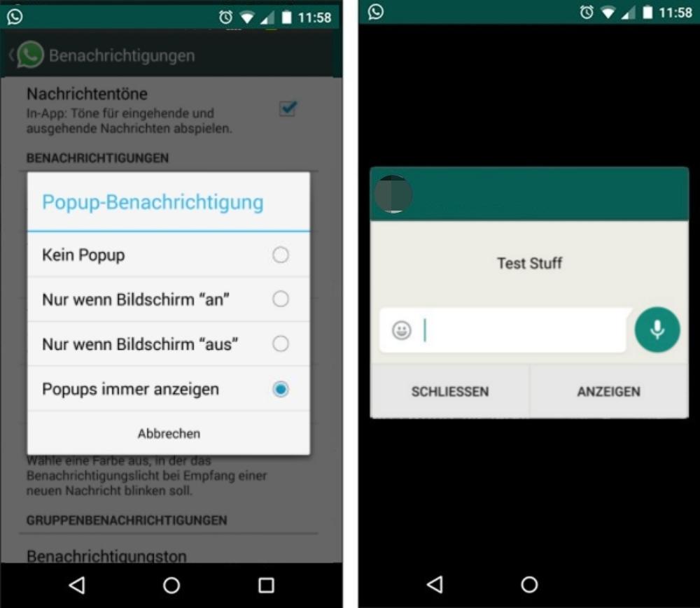 WhatsApp: Nachrichten offline lesen
