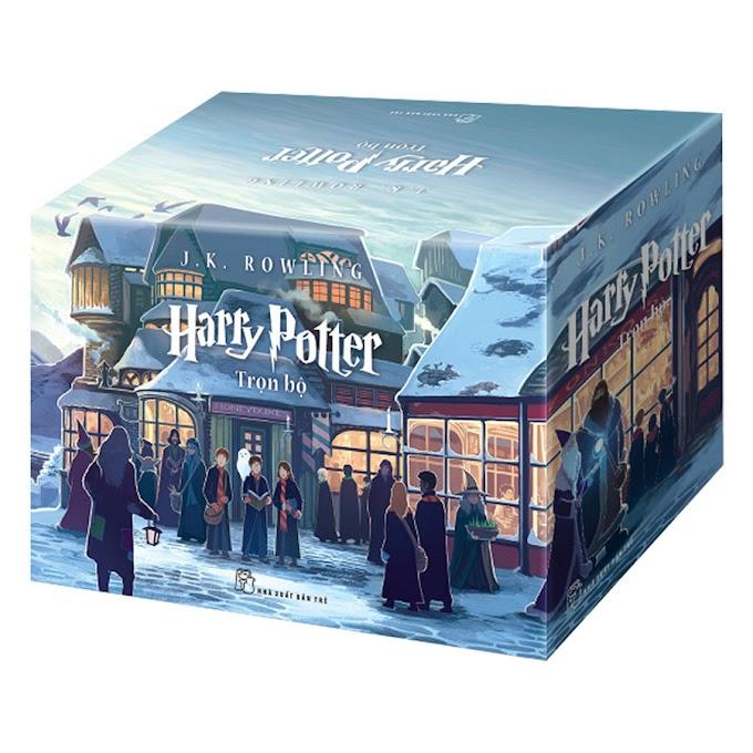 [HOT] Truyện Audio: Harry Potter -  J. K. Rowling (Trọn Bộ 7 Tập)
