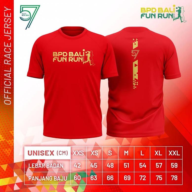 Jersey BPD Bali Fun Run 2019