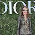 Marisa Berenson posa para fotos no lançamento da exibição 'Christian Dior, couturier du rêve' comemorando 70 anos de criação, em Paris, França – 03/07/2017