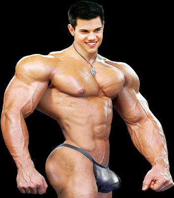 Gay Muscle Morphs 36