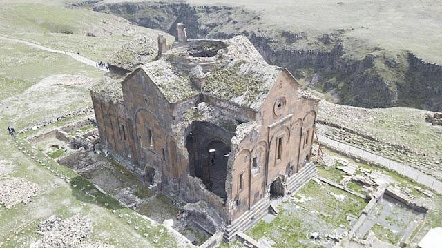Catedral de Ani será restaurada