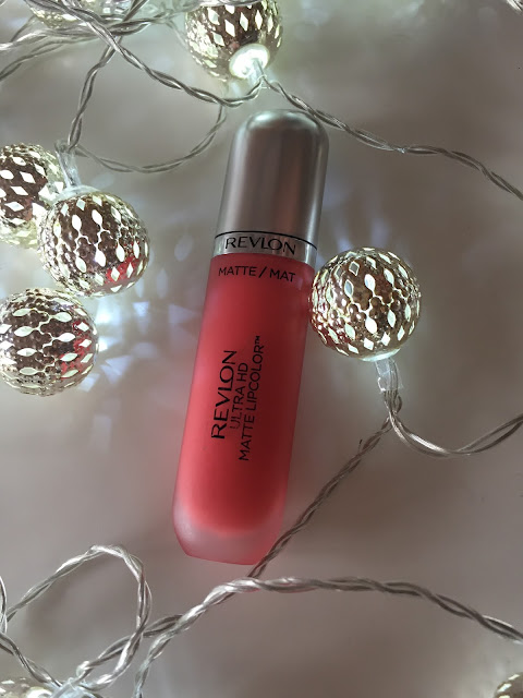 revlon matt ultra hd lip colour