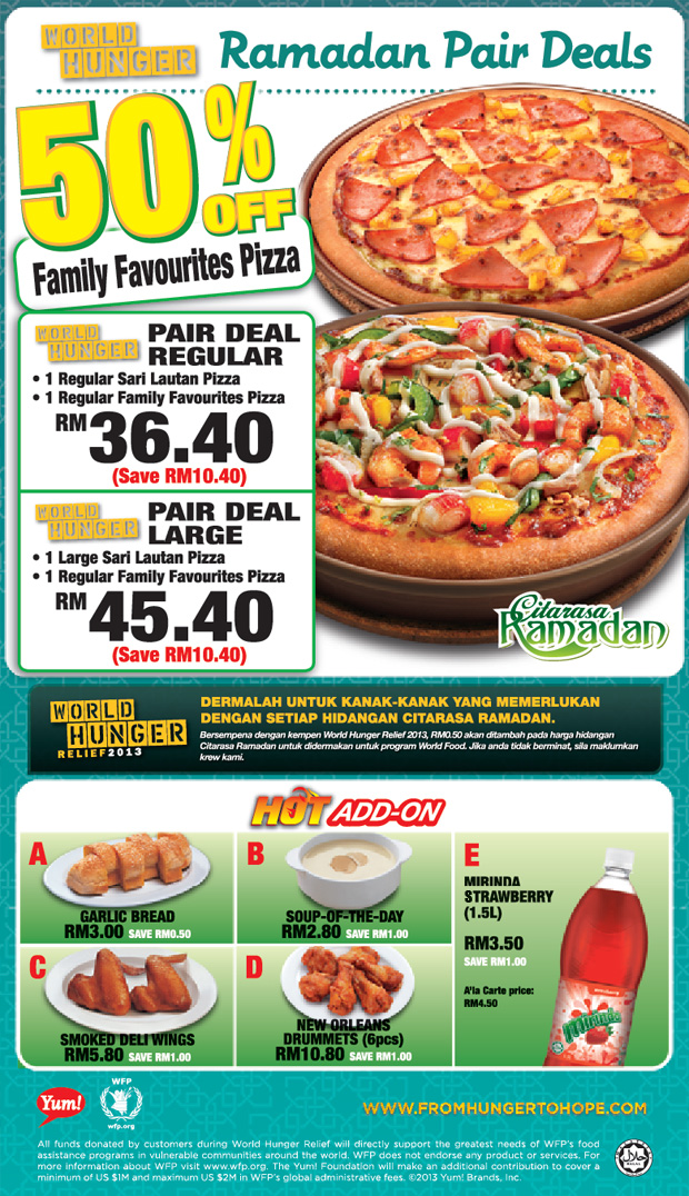 Can U Order Food In Ramadan