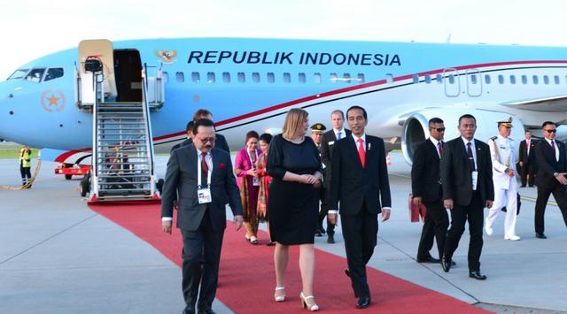 TERKUAK! Bahwa Biaya Perjalanan Keluarga Presiden Pakai Uang Pribadi Jokowi