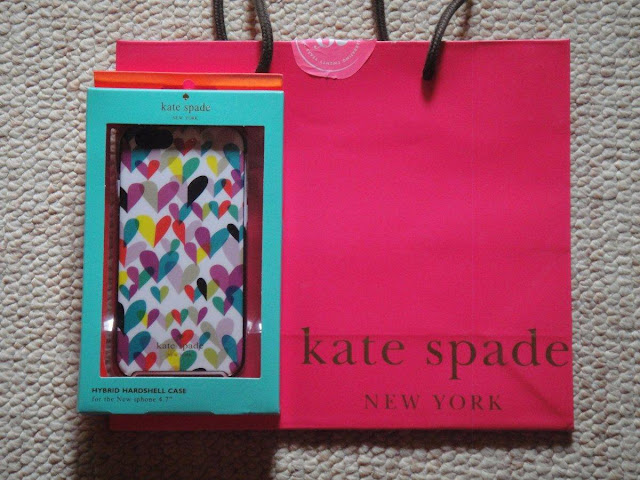 Capinha da Kate Spade