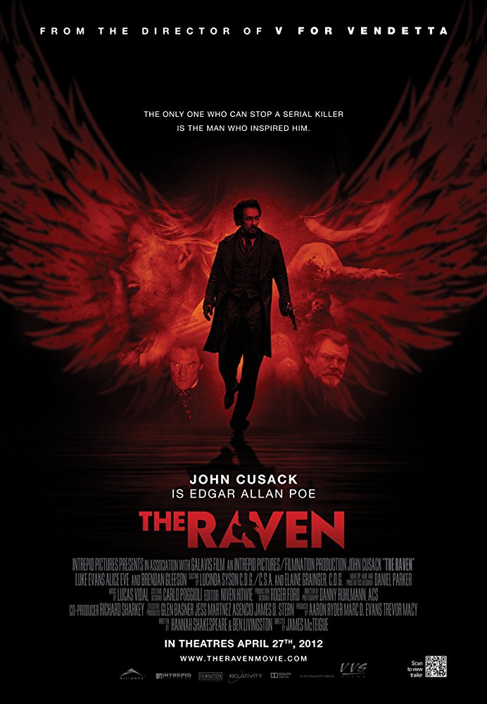 Download The Raven 2012 720p x264 Esub BluRay Dual Audio English Hindi GO Torrent