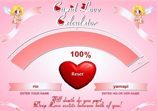 Resultado de imagen de love compatibility calculator