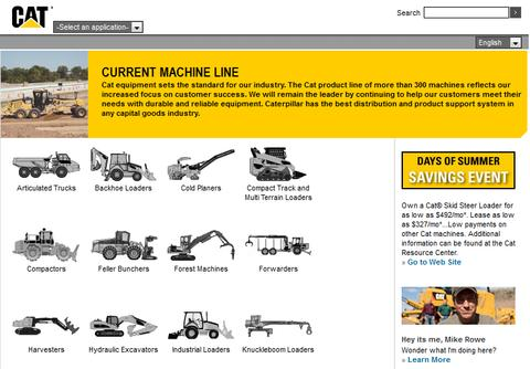 Caterpillar equipment for How to find a good builder in your area