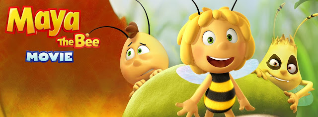 Maya the Bee Movie (2015), CINE ΣΕΡΡΕΣ, Alexs Stadermann,