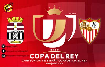 Previa FC Cartagena - Sevilla FC