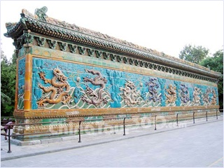 ฉากเก้ามังกร - อุทยานเป่ยไห่ (Beihai Park)
