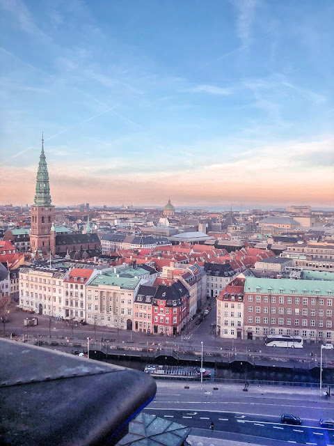 Copenhagen - free tower views