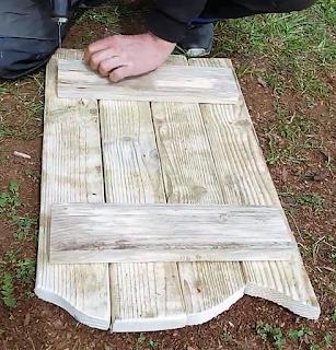 selber bauen Holz