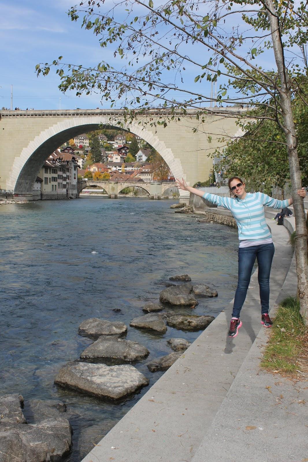 Rio Aar - Berna