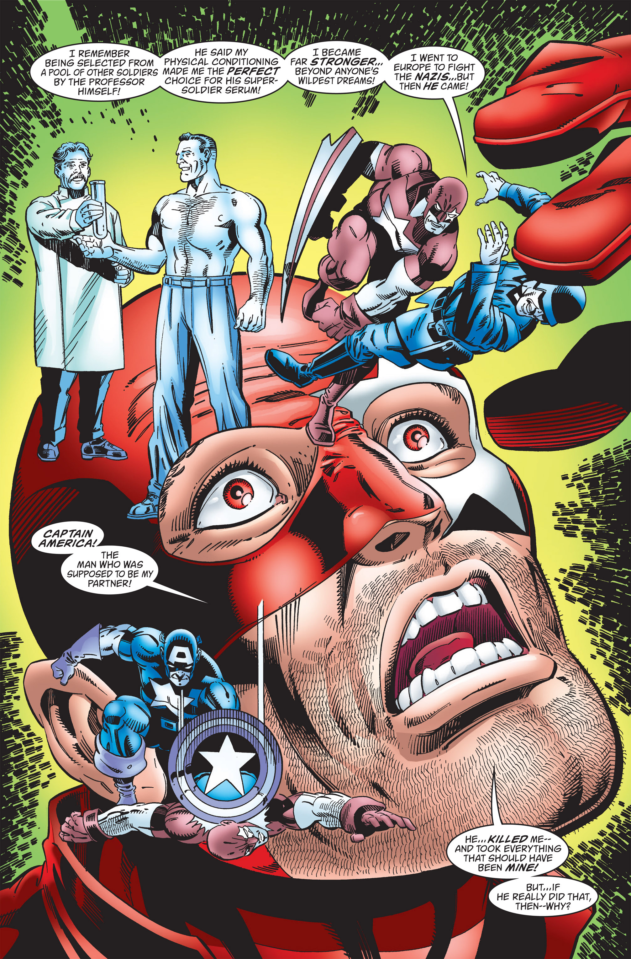 Captain America (1998) Issue #38 #45 - English 5