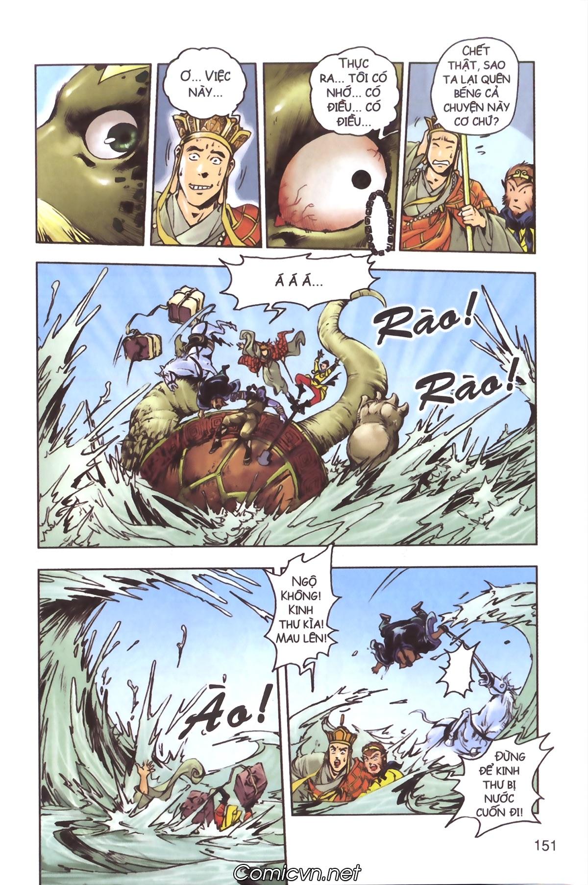 Tây Du Ký màu - Chapter 134 - Pic 27