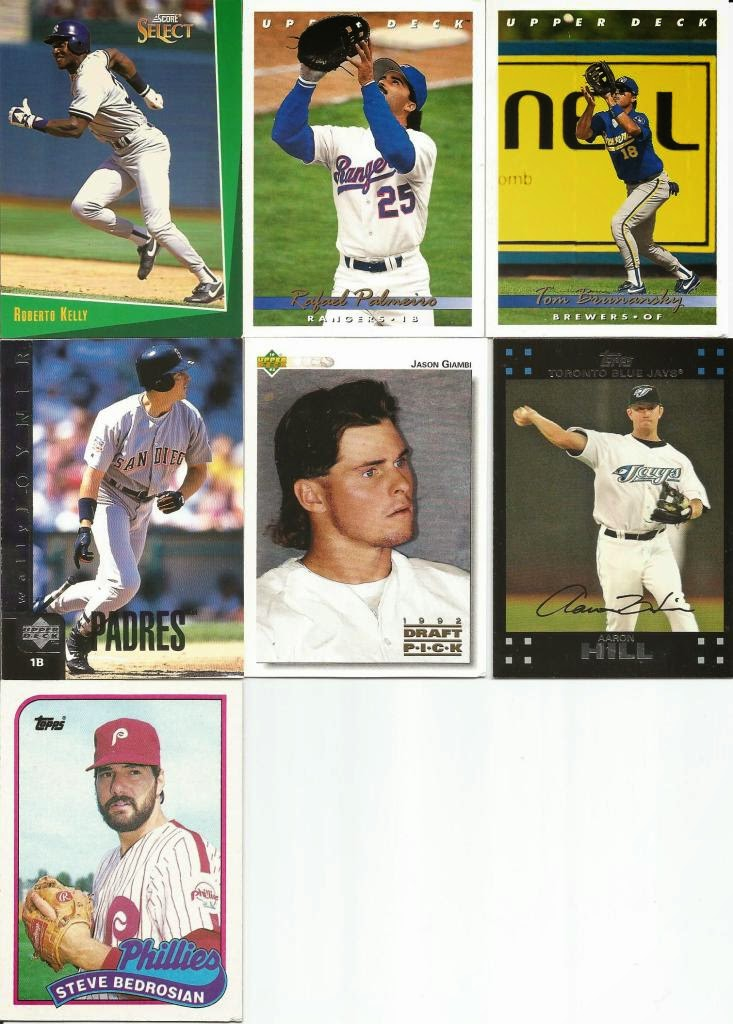 Indians Baseball Cards Packadailycircus 050051 Double