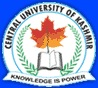 CUK Kashmir vacancy