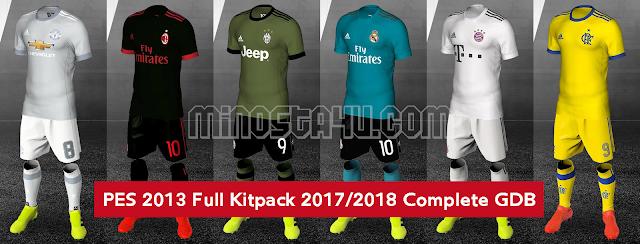 kits 2017/2018