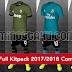 PES 2013 Full Kitpack 2017/2018 Complete GDB