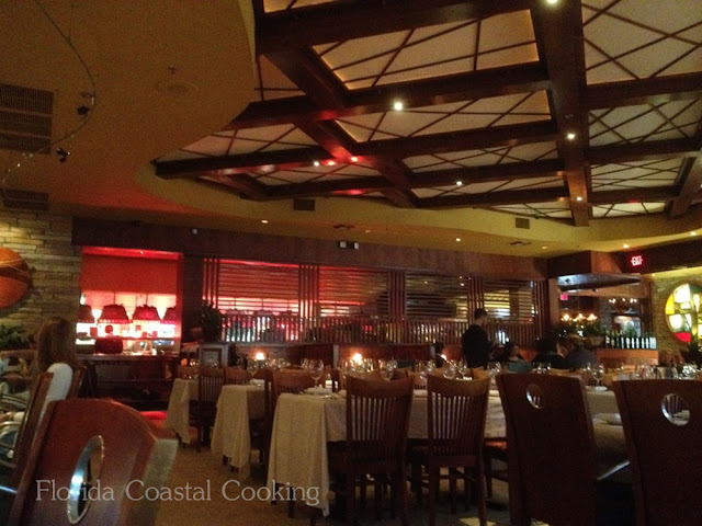 Restaurant Review Moonfish In Orlando Florida