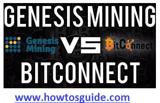 Genesis-mining And Bitconnect Platforms
