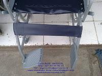 Foot Step Kursi roda Icare Produksi Onemed