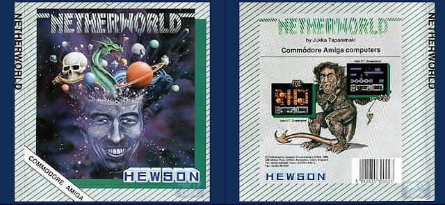Netherworld: Conoce la curiosa historia de este juego de Amiga
