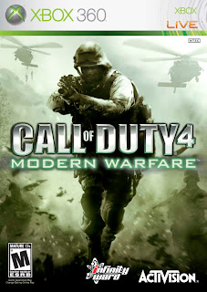 Call of Duty 4 Modern Warfare (X-BOX360) 2007