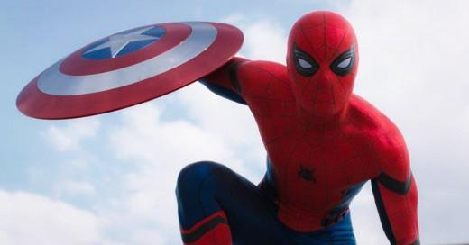 Mira a Spider man en el nuevo Tráiler de Captain América: Civil War