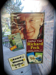 An Amazing Afternoon With Richard Peck