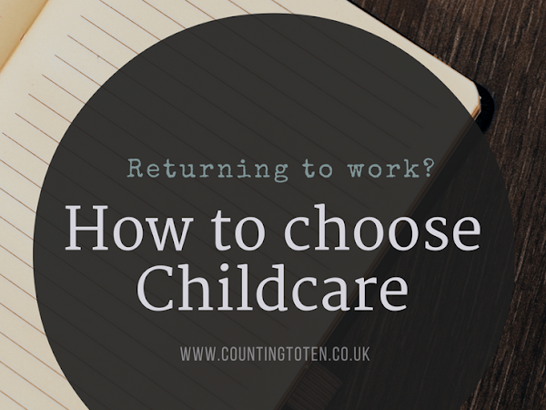 How To Choose Childcare When You Return To Work After Maternity Leave