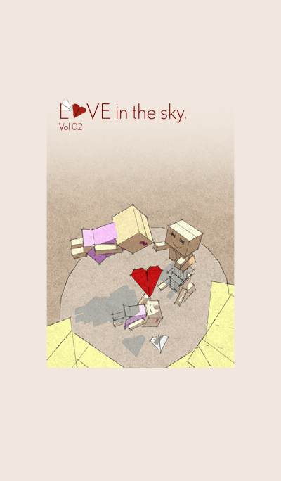 Love in the Sky. Vol 02