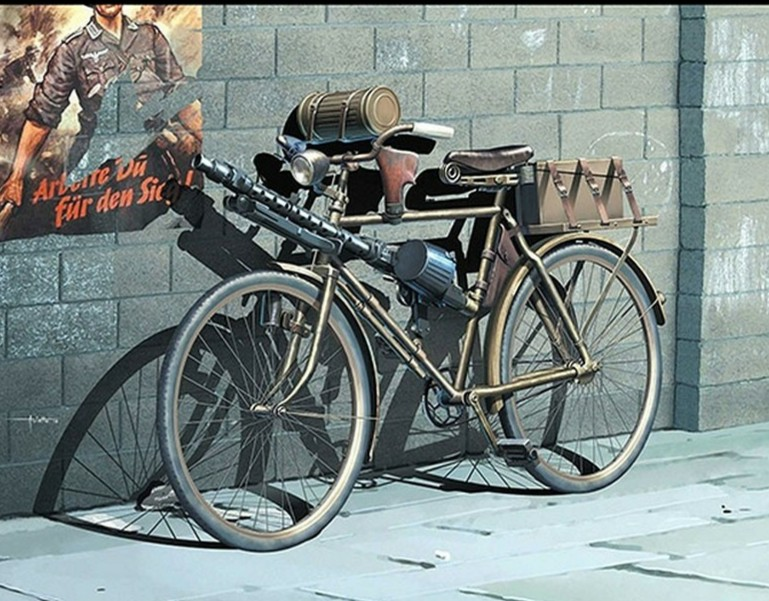 Mi Primera Bicicleta Chicco Su Primera Bicicleta: Las Bicicletas Durante La Segunda Guerra Mundial
