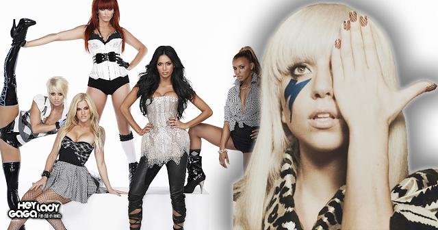 Kimberly Wyatt & The Pussycat Dolls recahzaron la canción Just Dance de Lady Gaga