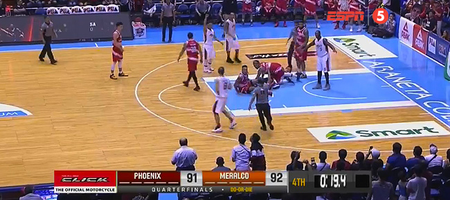 Meralco eliminates Phoenix, 108-103 in OT (REPLAY VIDEO) Quarterfinals   November 9