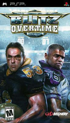 Blitz: Overtime cover