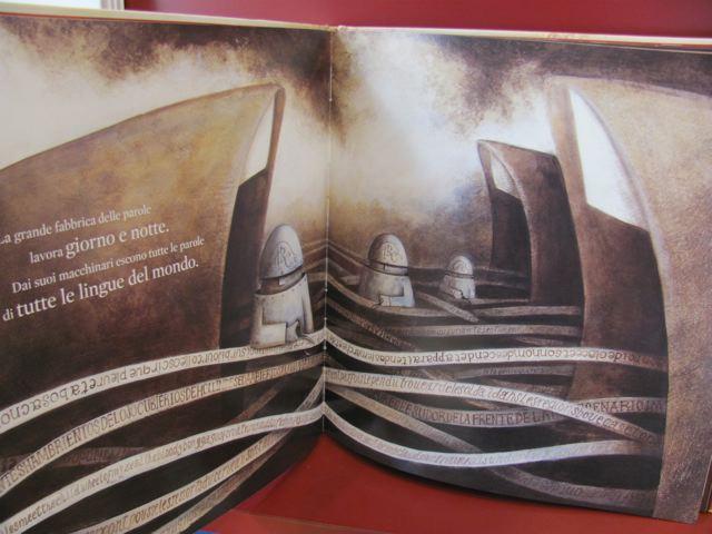 Il viaggiatore incantato la grande fabbrica delle parole - Il giardino delle parole libro ...