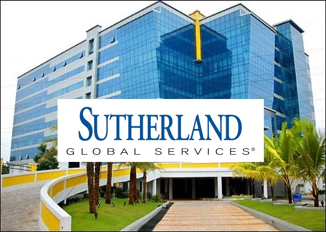 Walk-in Sutherland Global Services || Data Entry - Apply Now