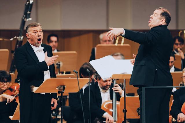 Rene Pape, Ivor Bolton, Dresden Festival Orchestra - Dresden Music Festival 2019